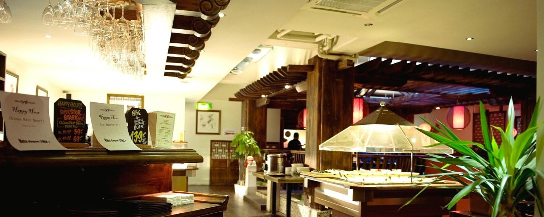 Dragon Palace en restaurang